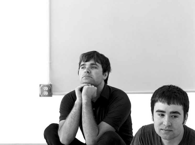 The Postal Service Are Teasing Something