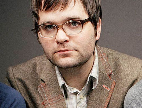 "Ben Gibbard ""Set Yourself on Fire"" (Stars cover)"