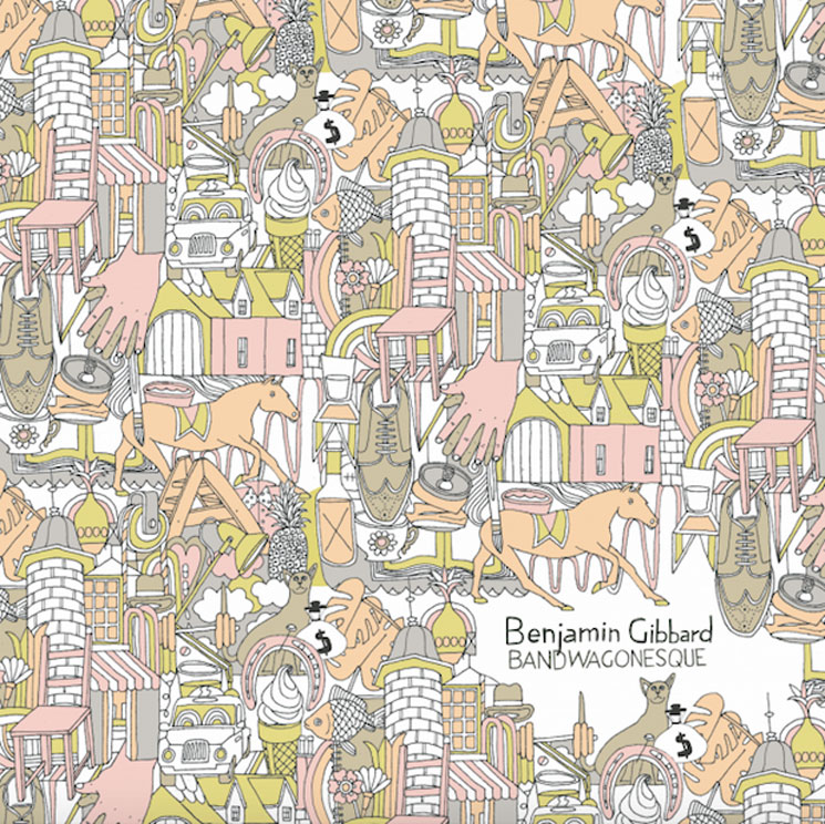 Here's Ben Gibbard's Covers Album of Teenage Fanclub's 'Bandwagonesque'