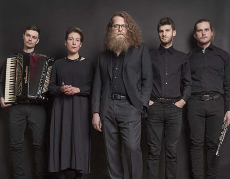 Ben Caplan Recontextualizes Refugee Tales on 'Old Stock'
