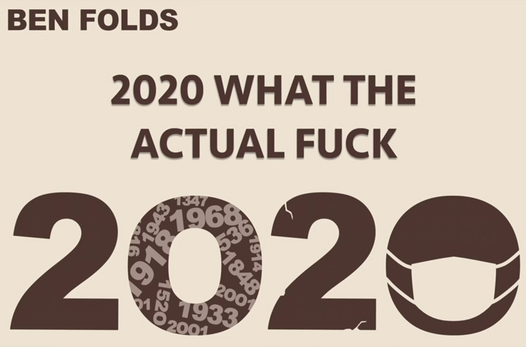 Ben Folds Takes On '2020' in New Song