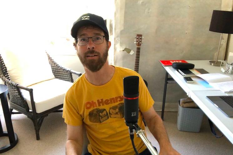 Ben Folds Announces Livestream Series 'Apartment Requests'