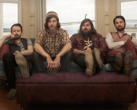 Bend Sinister to Hit Up Canada on 2013 North American Tour