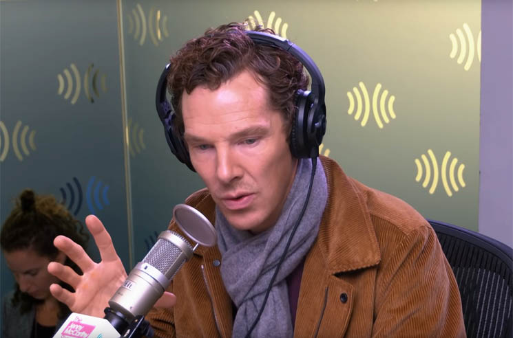 Benedict Cumberbatch Supports Scorsese and Coppola's Marvel Comments