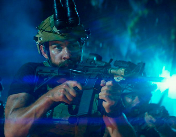 13 Hours: The Secret Soldiers of Benghazi Michael Bay