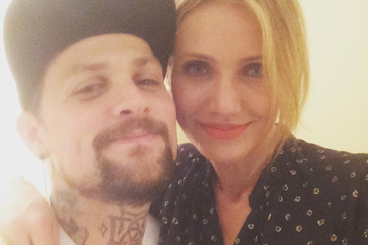 Cameron Diaz and Benji Madden Announce Birth of Baby Girl