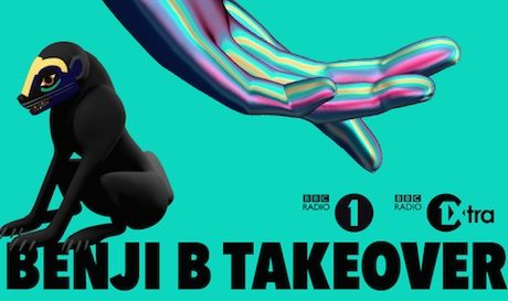 SBTRKT 'Benji B Takeover' (BBC Radio 1 set with unreleased music)