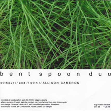 Bent Spoon Duo With and Without Allison Cameron