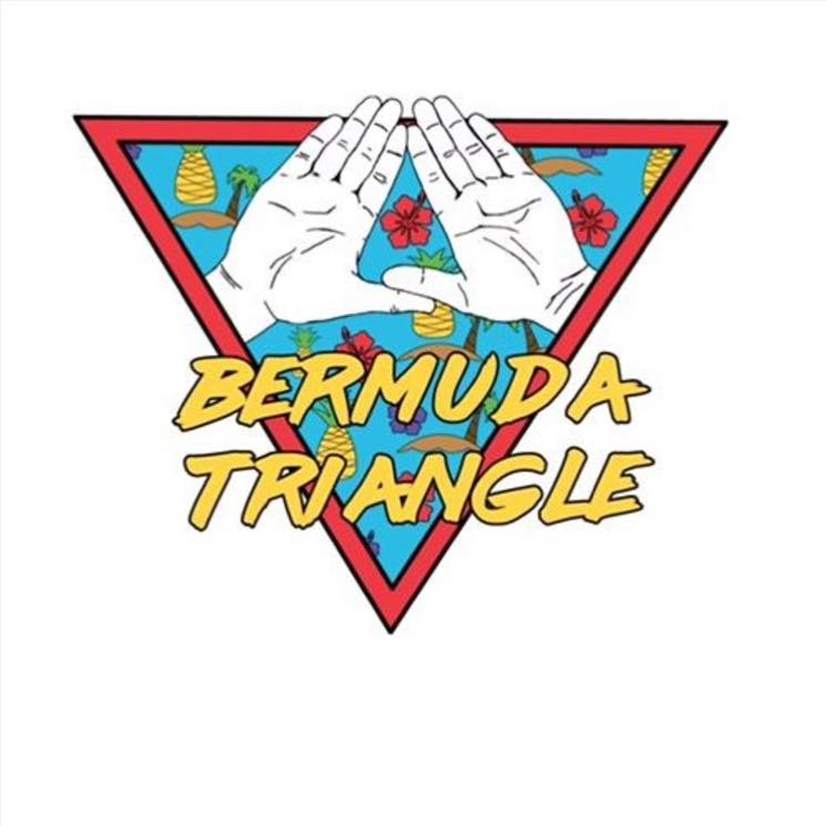"Bermuda Triangle ""Rosey"""