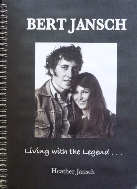 Bert Jansch Remembered with New Memoir