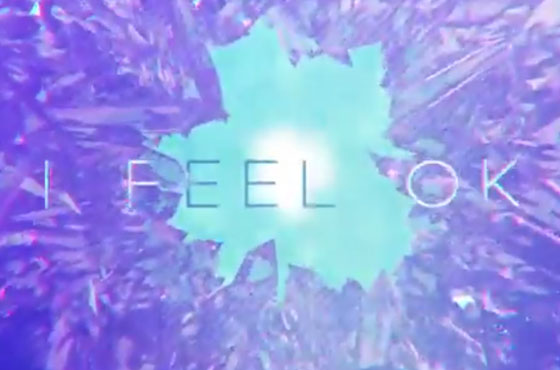 "Best Coast ""Feeling Ok"" (lyric video)"