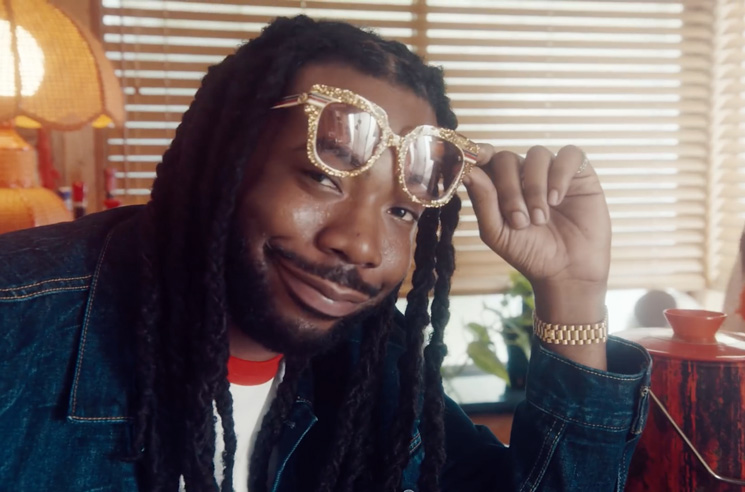 "DRAM Hosts a Swingers Party in His ""Best Hugs"" Video"