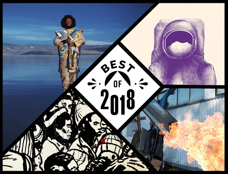 Exclaim!'s Top 10 Experimental & Modern Composition Albums Best of 2018