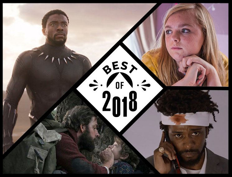 Exclaim!'s Top 12 Films of 2018 Best of 2018
