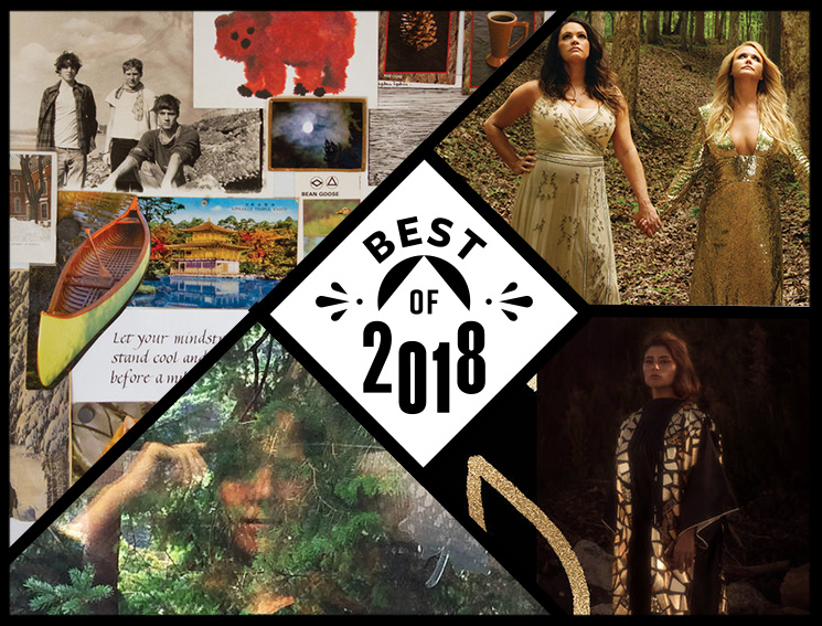 Exclaim!'s Top 10 Folk and Country Albums Best of 2018