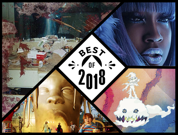 Exclaim!'s Top 10 Hip-Hop Albums Best of 2018