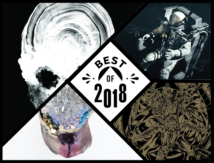 Exclaim!'s Top 10 Metal and Hardcore Albums Best of 2018
