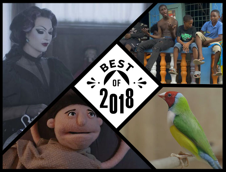 Here Are the Top 10 Canadian Music Videos of 2018 Best of 2018