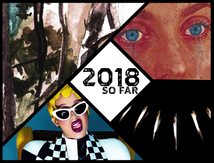 Exclaim!'s Top 31 Albums of 2018 So Far
