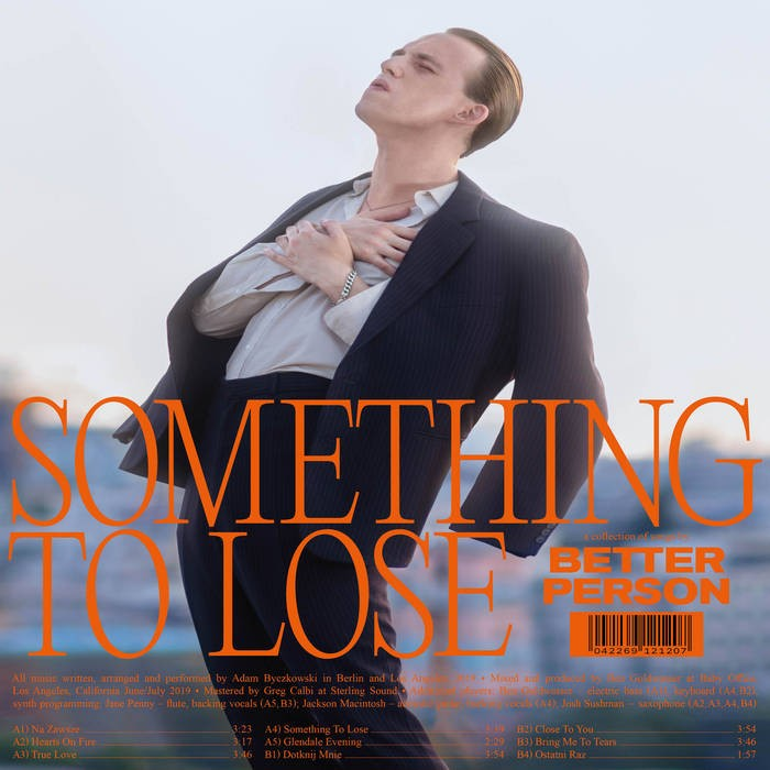 Better Person Explores Overlooked Musical Traditions with Enthusiasm on 'Something to Lose'