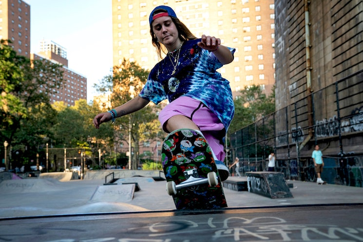 'Skate Kitchen' Spinoff 'Betty' Proves That Skateboarding Thrives in the Medium of Television