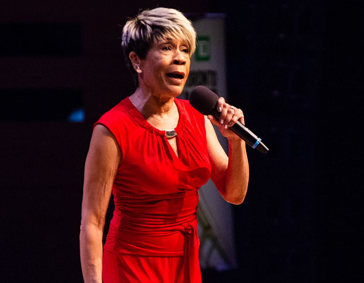 Bettye LaVette TD Toronto Jazz Fest, Toronto ON, June 25