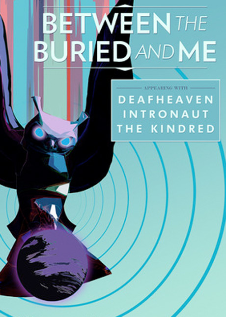 Between the Buried and Me Bring Deafheaven on North American Tour
