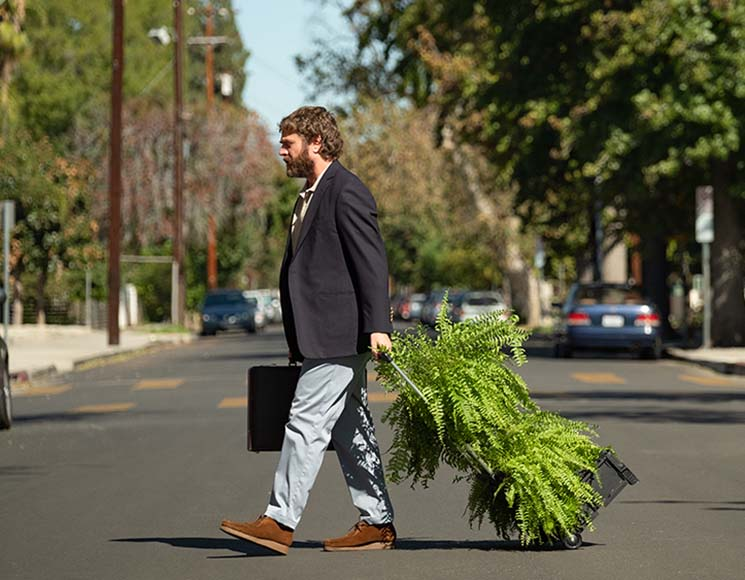 'Between Two Ferns: The Movie' Turns Into a Surprising and Heartfelt Road Trip Directed by Scott Aukerman