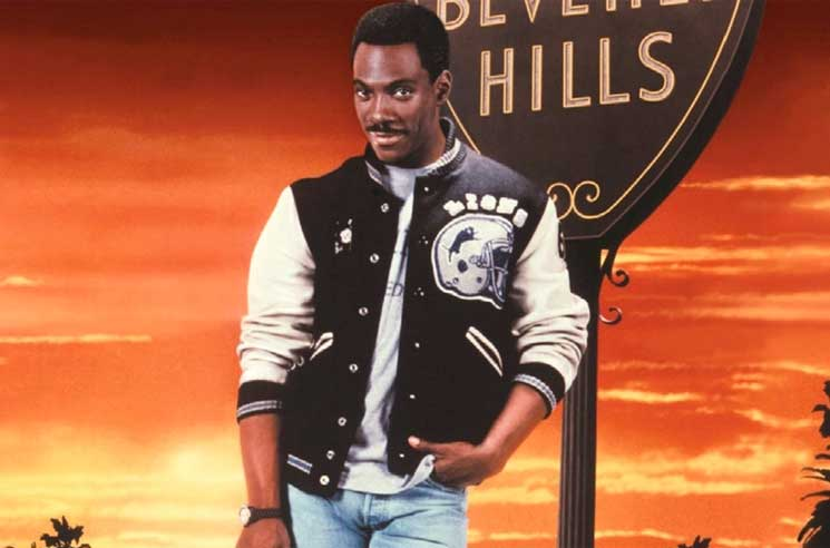 Netflix Licenses 'Beverly Hills Cop' Sequel From Paramount