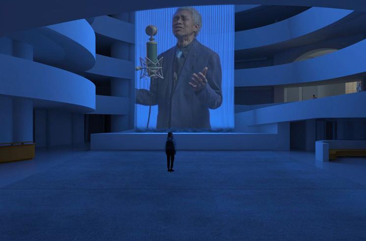 An 84-Foot Beverly Glenn-Copeland Is Coming to New York's Guggenheim Museum