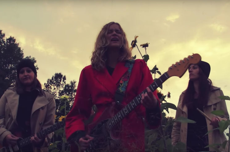 "The Beverleys ""Hoodwink"" (video)"