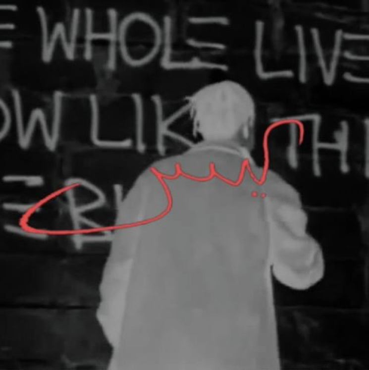 "Yasiin Bey ""Basquiat Ghostwriter"""
