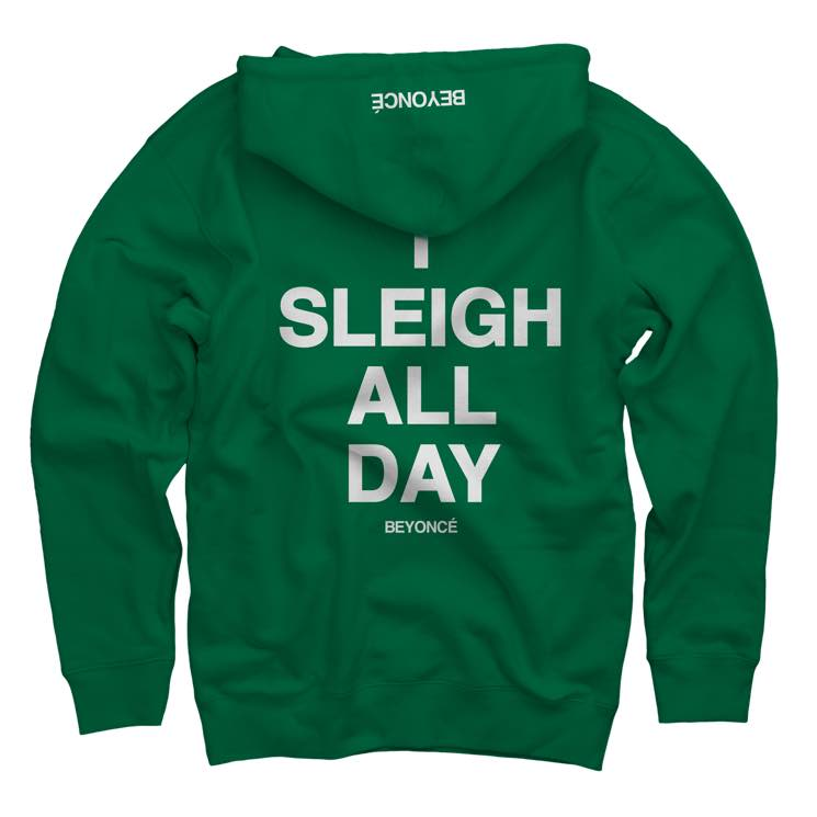 ​Beyoncé Sleighs All Day with New Holiday Merch
