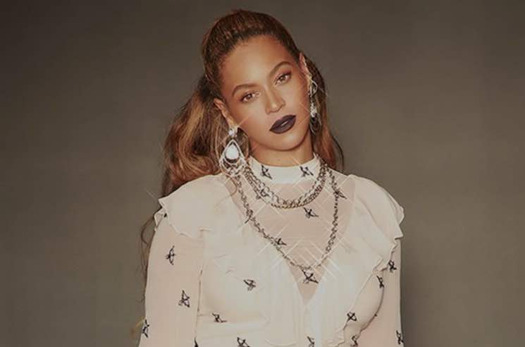 ​Beyoncé's Website Sued for Discriminating Against the Visually Impaired