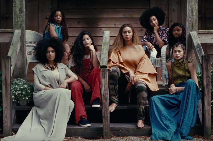 "Beyoncé  ""All Night"" (video)"