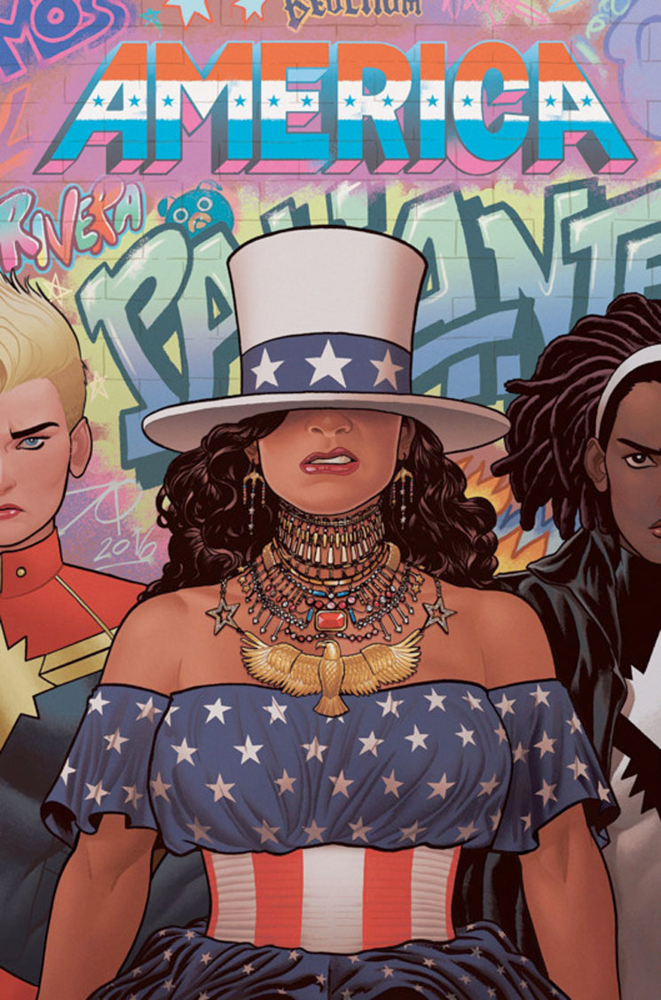 Beyoncé Inspires New Marvel Comic Cover