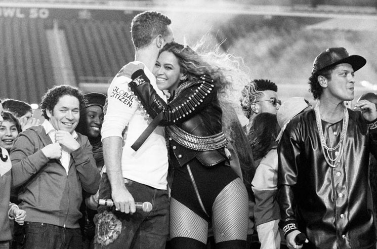 "Beyoncé Turned Down a Coldplay Collaboration Called ""Hook Up"""
