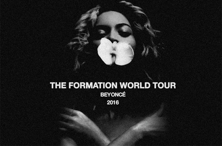 Beyoncé Unveils 'The Formation World Tour,' Plays the Super Bowl Halftime Show with Coldplay
