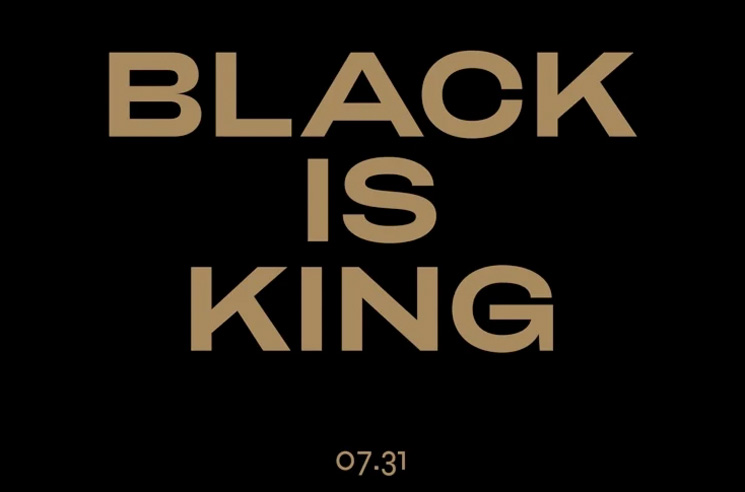 Beyoncé Announces Visual Album 'Black Is King' for Disney+