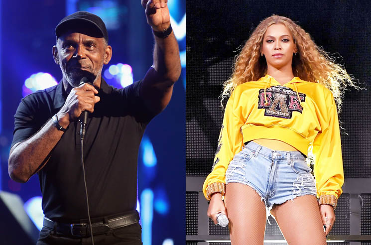 "​Frankie Beverly Approves of Beyoncé's ""Before I Let Go"" Cover"