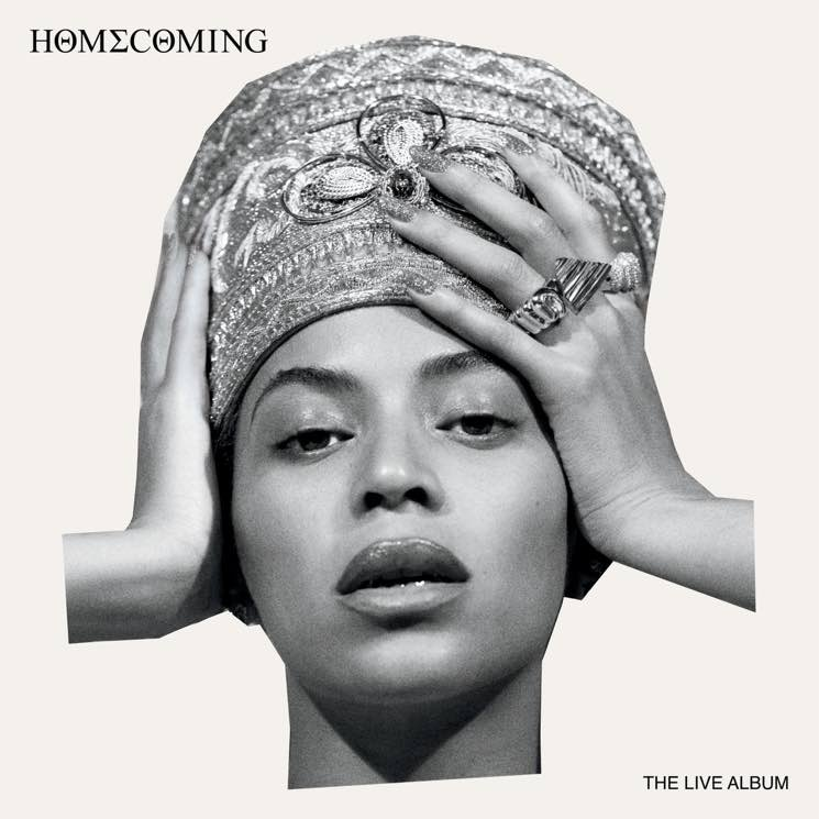 Beyoncé Drops Surprise Live Album 'Homecoming'