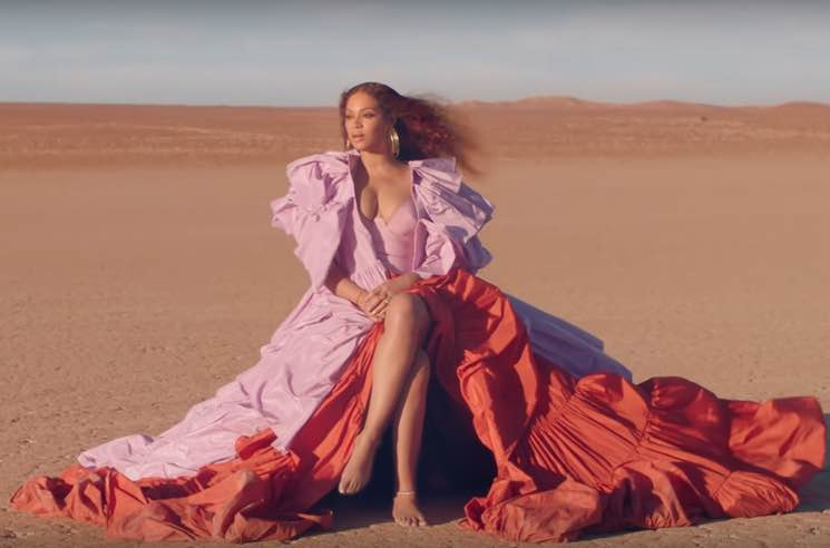 "​Beyoncé Showcases the Beauty of Africa in ""Spirit"" Video"