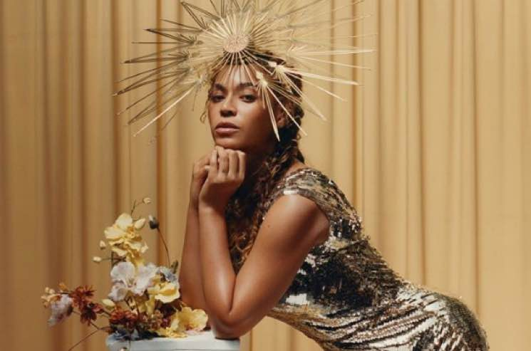 Beyoncé's Vogue Photoshoot Added to Smithsonian's National Portrait Gallery