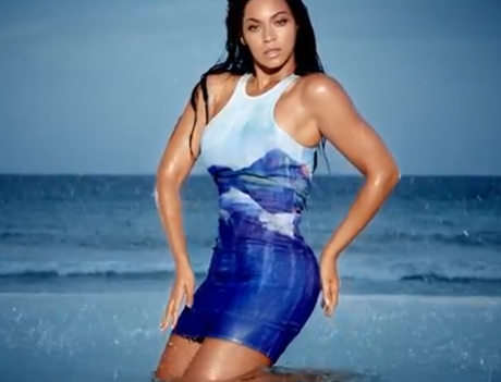 "Beyoncé ""Standing on the Sun"" (video)"