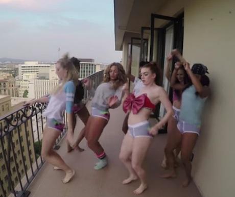 """Beyoncé """"7/11"""" (video)"""