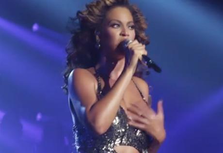 Beyoncé 'I Care' (video)