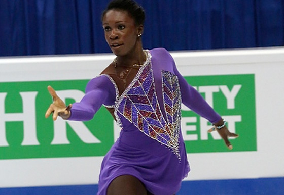 This Figure Skater Performed to Beyoncé at the Olympics and the Internet Is Loving It