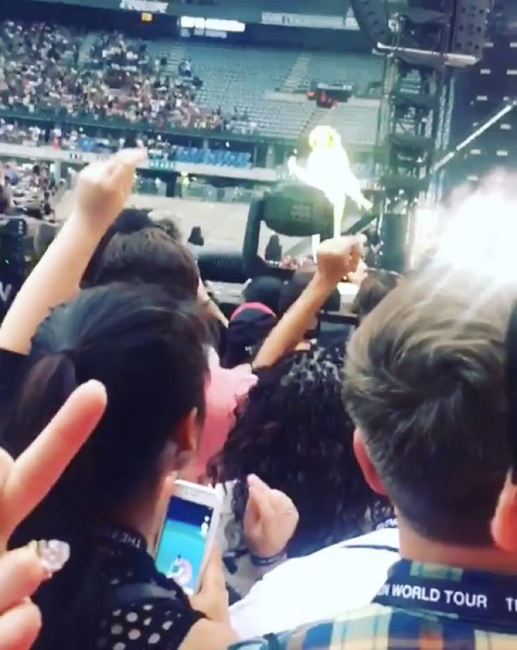 Watch This Fan Lose It on Someone for Playing 'Pokémon Go' at a Beyoncé Show