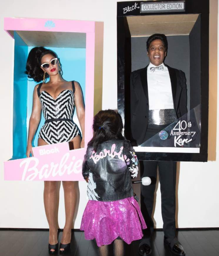 Beyoncé Just Won Halloween All Over Again with Another Family Costume