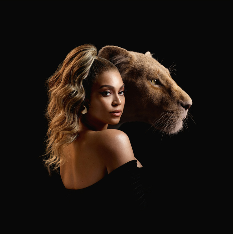 Beyoncé Announces New Album 'The Lion King: The Gift'